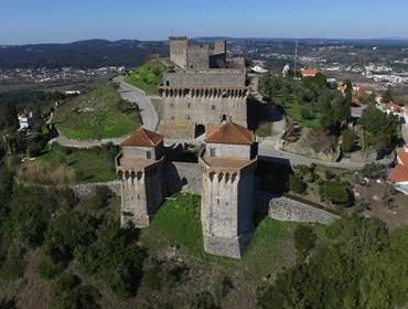 Schloss vom Ourém