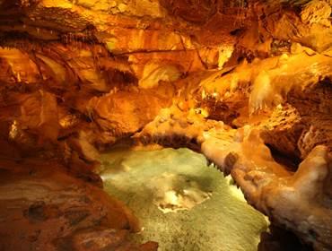 Mira de Aire Grotten