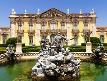 Palacio y Jardines de Queluz