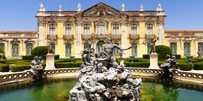 Queluz Palace and Gardens