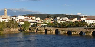 Mirandela Bridge