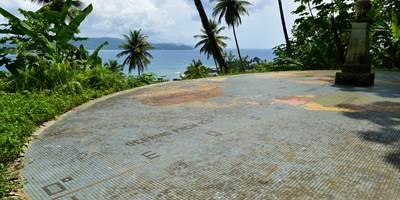 Equator milestone