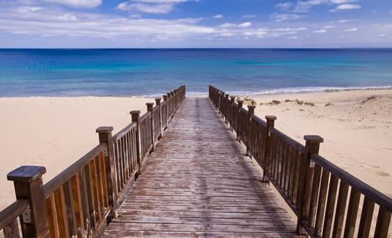 Porto Santo praia