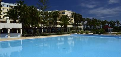 Hotel 4estrellas en Armação Pêra