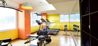 Work-Out Gym
