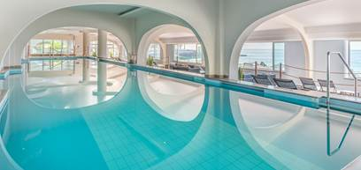 Indoor Pool Atlantic Floor