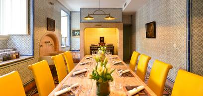 Meeting Room, Cozinha