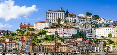 Hotel de 5 estrelas no Porto