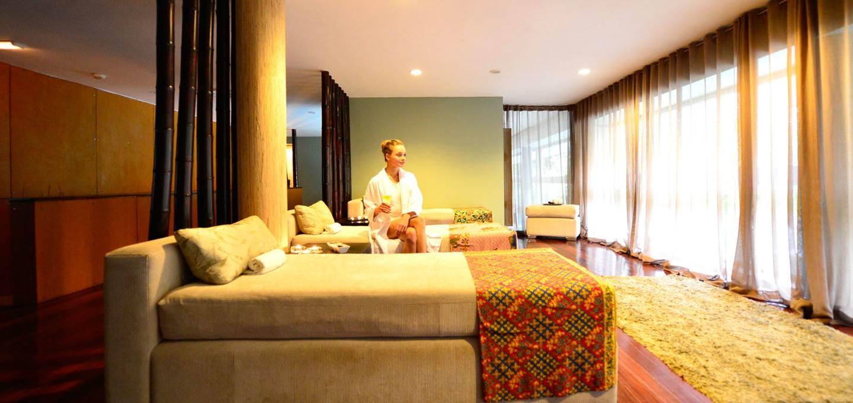 Hotel 5 Estrelas em Lisboa Piscina Interior