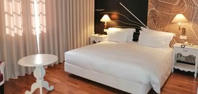 Habitación clásica con cama doble