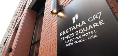 Pestana CR7 Times Square