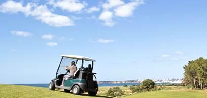 Destino Algarve, Golfe