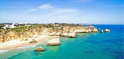 5-Sterne-Hotel in der Algarve touristische Destination