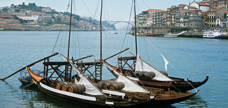 Porto, Boats