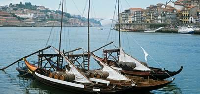 Porto, Barcos