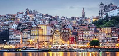 Porto, Noite