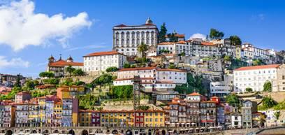 Porto, Vista