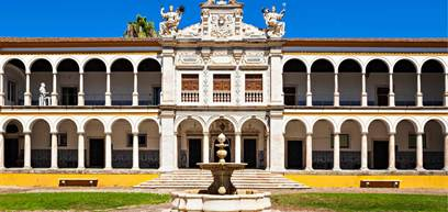 University of Évora - Colégio Espirito Santo