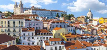 Historic Hotel in Lisbon with Spa