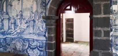 Painel azuleijos