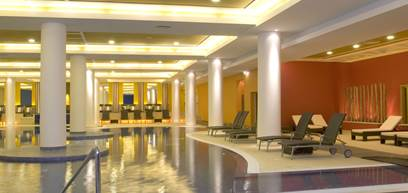 Pestana Casino Park - Piscina Interior