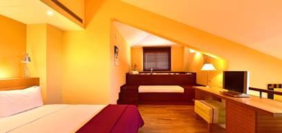 Suite Mezzanine Jacuzzi