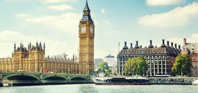 Destination, Royaume-Uni