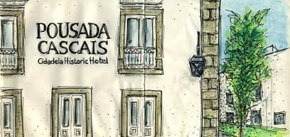 Pestana Cidadela Cascais @beto_sketches
