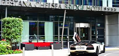 Luxushotel in London