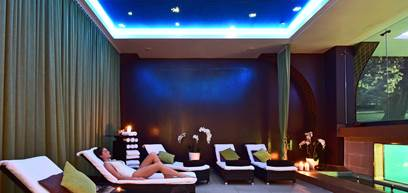 Luxury Hotel in London SPA