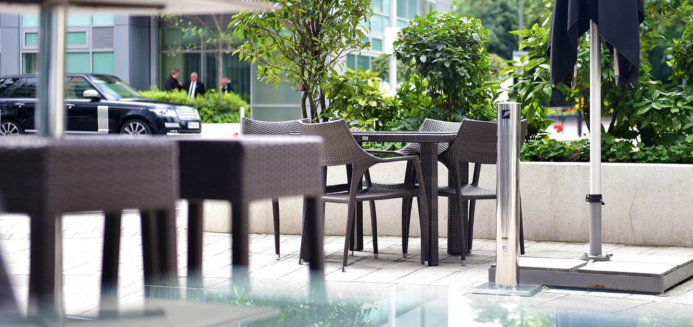 Luxury Hotel in London Terrace