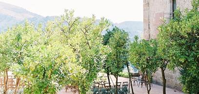 Pousada Mosteiro Amares - @theweddingcoportugal