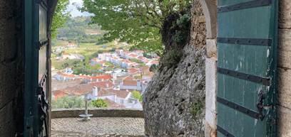Pousada Castelo Óbidos - @fernandanassersocial