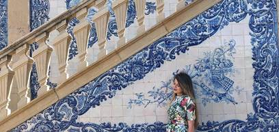 Pousada Palácio Estoi - @iuliasimonca