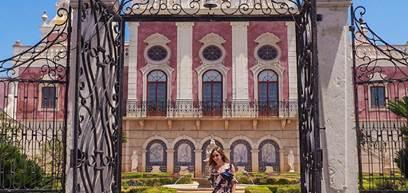 Pousada Palácio Estoi - @nuriatravels