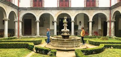 Pousada Mosteiro Guimarães – @following_amy