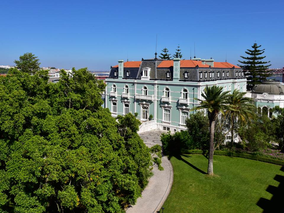 Pestana Palace Lisboa, The Leading Hotels of the World