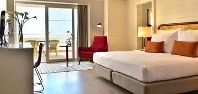 Hôtel 5 étoiles dans l'Algarve, Suite Deluxe vure sur la mer