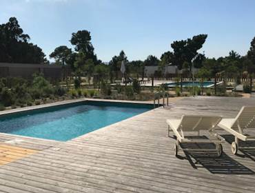 Beach Villa mit eigenem Pool