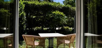 Premium garden room