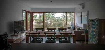 Eco Village Beach Apartment 1st Floor com vista
