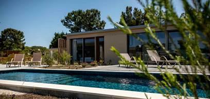Beach Villa 5 mit eigenem Pool
