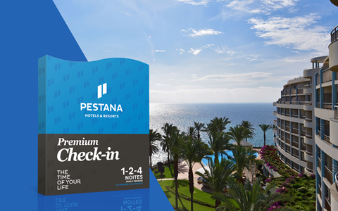 Voucher Premium Check-in Pestana