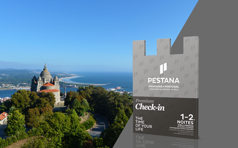 Voucher Premium Check-in Pousadas