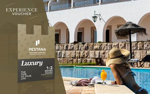 Voucher Experience Luxury