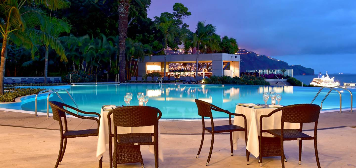 Pestana Casino Park- Dockside Restaurante & Bar