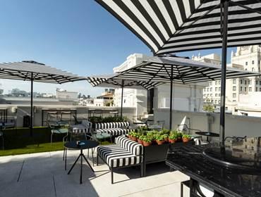 Pestana CR7 Gran Vía Rooftop