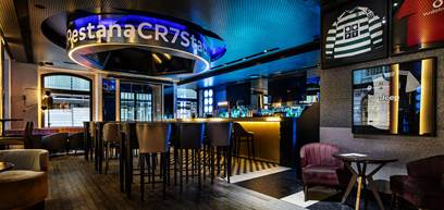 CR7 Corner & Bistro