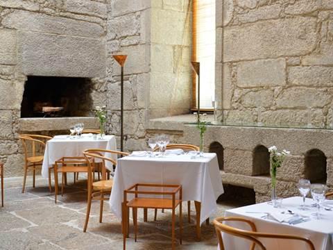 Antiga Cozinha do Mosteiro de Amares
