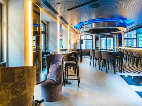 CR7 CORNER BAR & BISTRO Restaurant